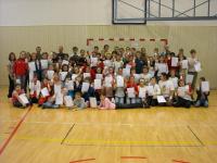 společné foto se všemi účastníky v Olomouci